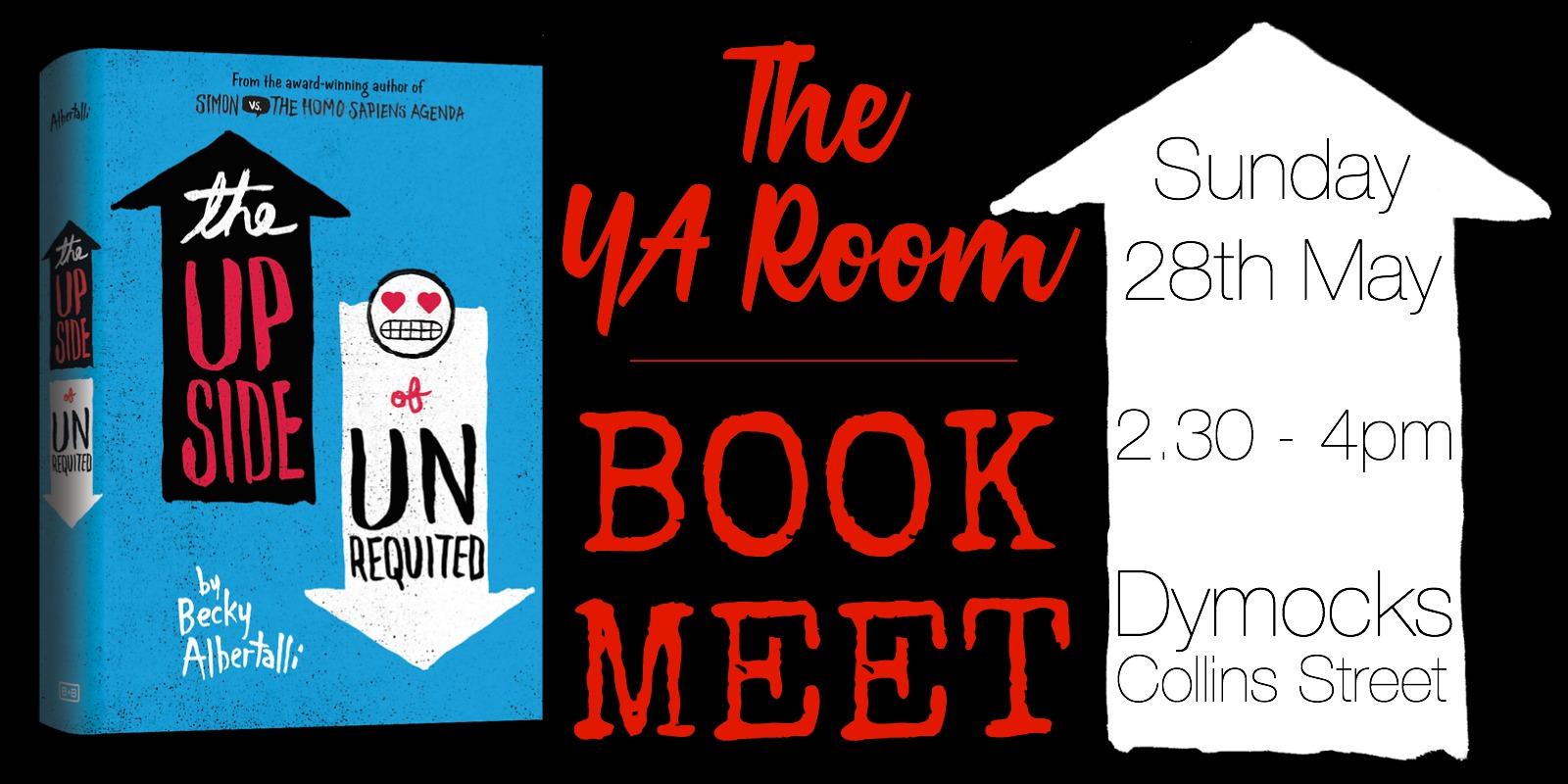 Upside Book Meet