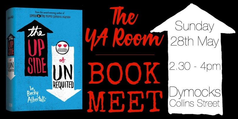 Upside Book Meet