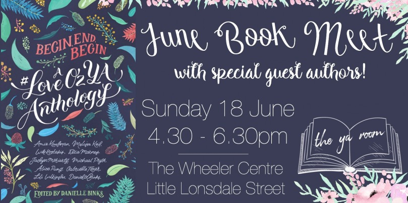 June Book Meet