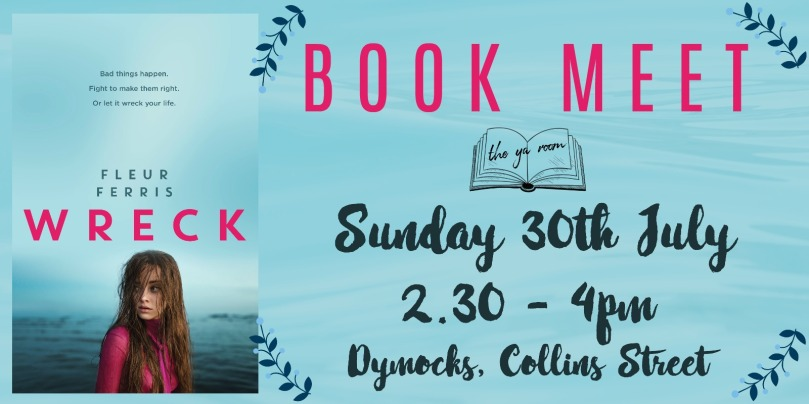 Wreck Book Meet